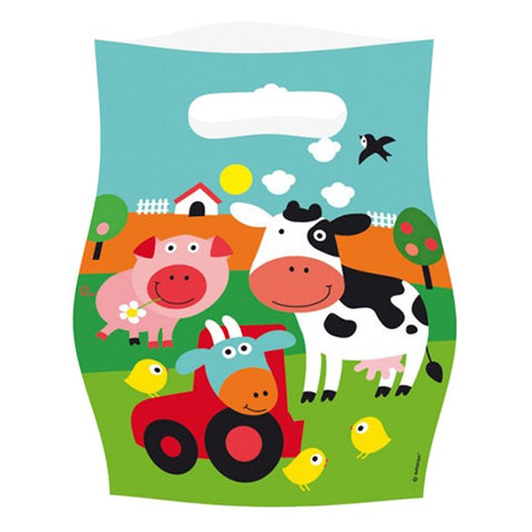 Farm Fun Loot Bag 8ct