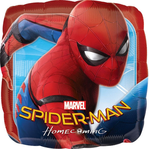 "Spider-Man Homecoming 18"" Foil Balloon"