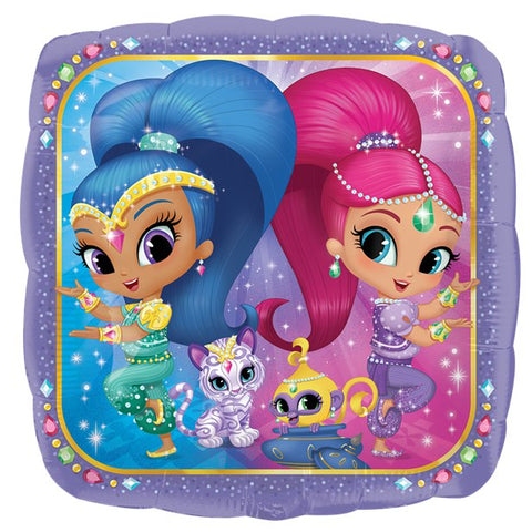 "Shimmer & Shine 18"" Foil Balloon"