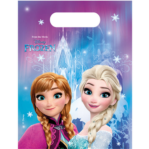 Frozen Party Bags 6ct