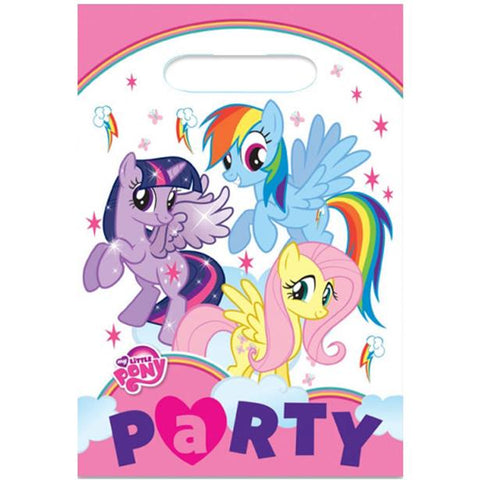 My Little Pony Party Bags 8ct