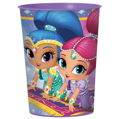 Shimmer & Shine Plastic Cup