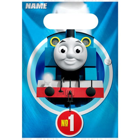 Thomas the Tank Engine Party Bags 8ct  sc 1 th 225 & Thomas And Friends Party Paper Plates 8ct \u2013 Prestige Party Supplies