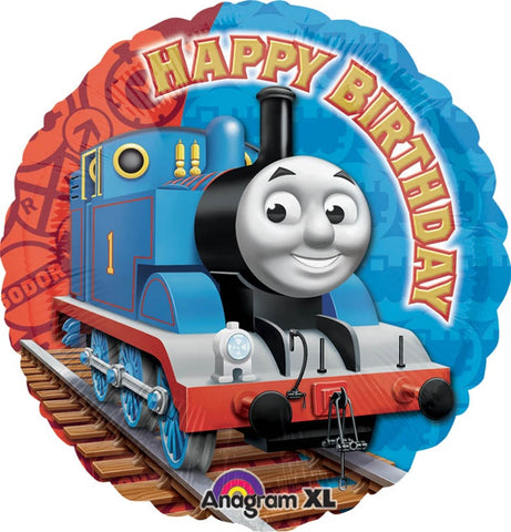 "Thomas Happy Birthday 18"" Foil Balloon"