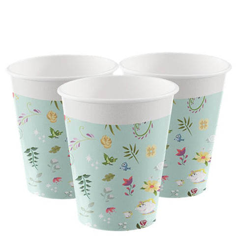 Disney True Princess Paper Cups 8ct