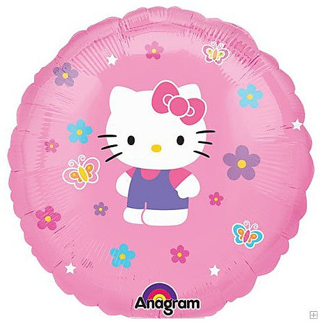 "Hello Kitty 9"" Foil Balloon"