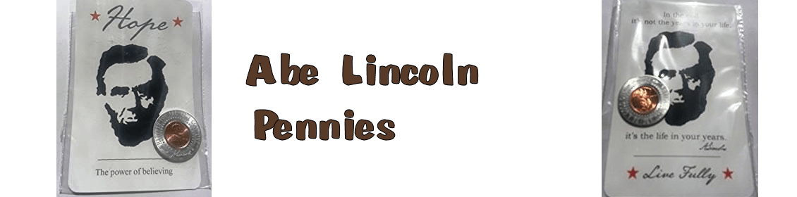 Abe Lincoln Pennies