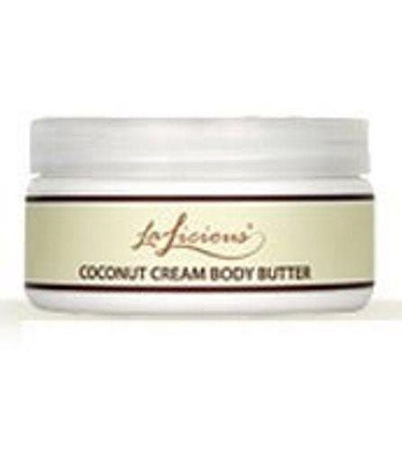 LaLicious Coconut Body Butter-7.3 ounces