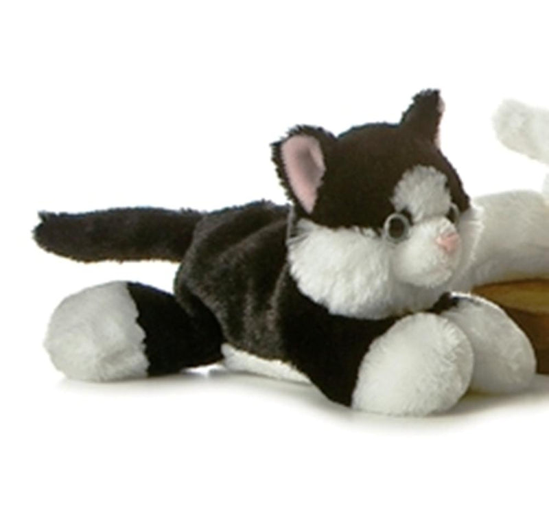 Aurora Meowy Kitties, Choice of Color (Black & White) - Gifts From A Distance