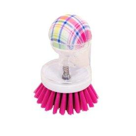 Groovy Plaid Bubble Scrubber by Two Lumps of Sugar