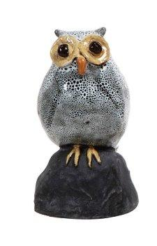 Creative Co-op Ceramic Owl, Choice of Color