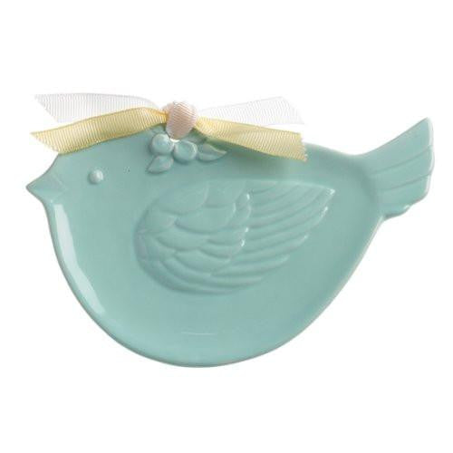 Grasslands Road Soap Dish with Towel, Bluebird - Grasslands Road