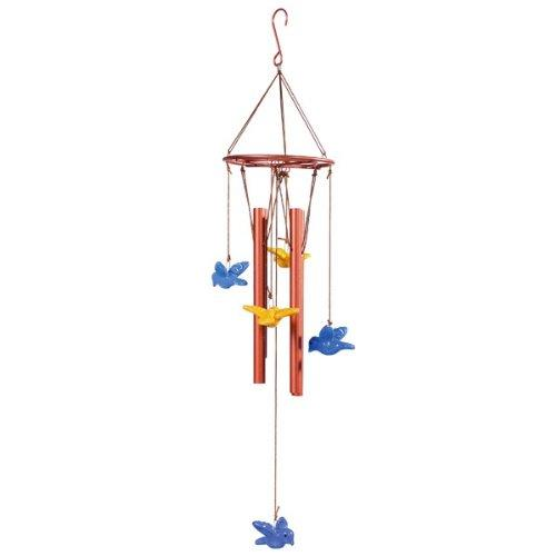 Grasslands Road In The Garden Birdies Wind Chime