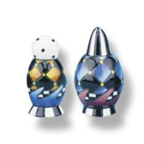 Carnival Salt & Pepper Shakers