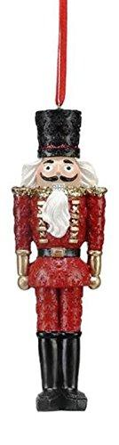 Nutcracker Ornament By Creative Co-op, Choice of Color