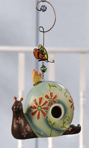 Snail Birdhouse by Giftcraft