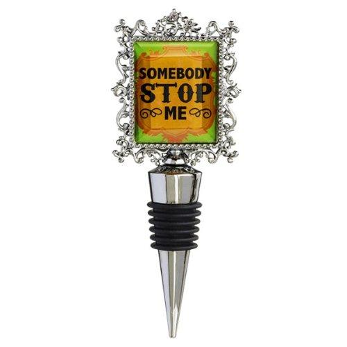 Grasslands Road Simply Fabulous Wine Bottle Stopper, Choice of Styls