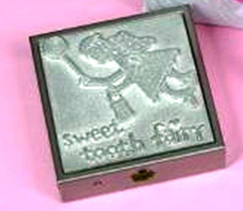 Pewter Tooth Fairy Box, Sweet Tooth Fairy, Made in the USA by Vilmain