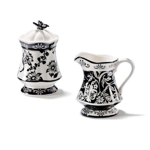 Marie Osmond Creamer & Sugar Set