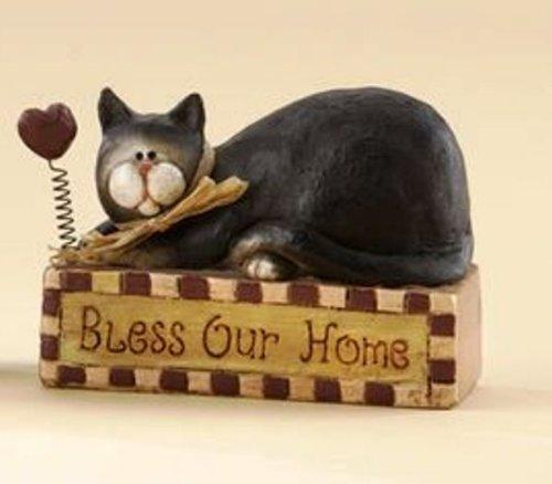 Delton Products Cat Figurine, Choice of Styles