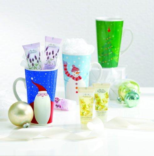 Sugared Citrus Chrismas Mug by Commonwealth Soap & Toiletries - Choice of Styles