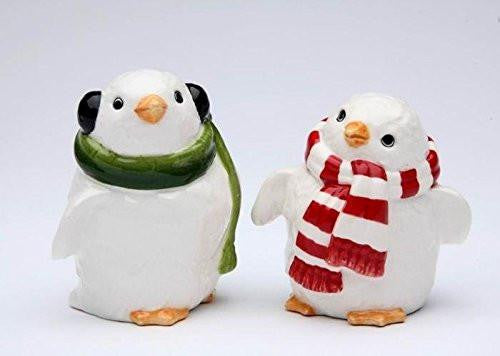 Appletree Design Penguin Couple Salt & Pepper Shakers - Gifts From A Distance