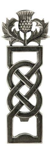 Grasslands Road Celebrating Heritage Celtic Knot Bottle Opener, Leaves