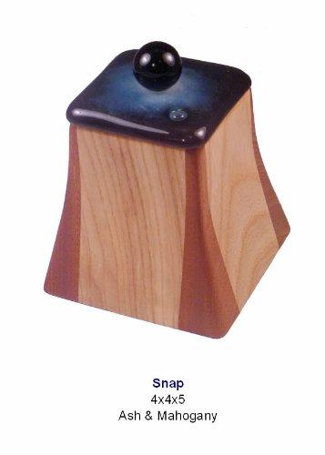 Kopperwood Snap Ash & Mahogany Box, Handmade in the USA