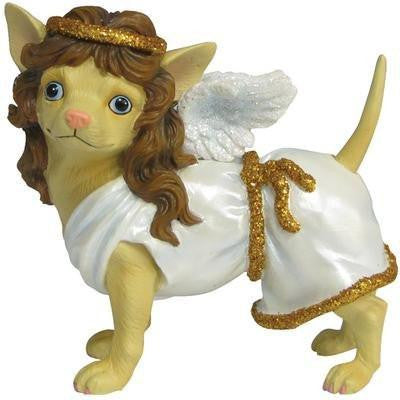 Aye Chihuahua Angel Ornament