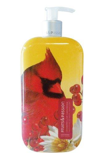 Fruits & Passion Imagine - Cranberry Love - Hand Soap, 16.6-Ounce