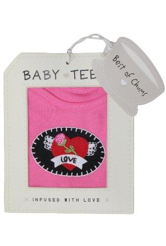 Best of Chums Baby Girl Tee - Choice of Styles