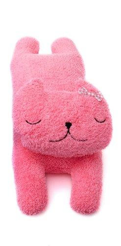 Two's Company Purrfectly Plush Cat - Pink