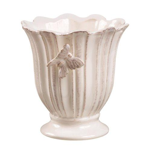 Grasslands Road Butterfly Flower Vase