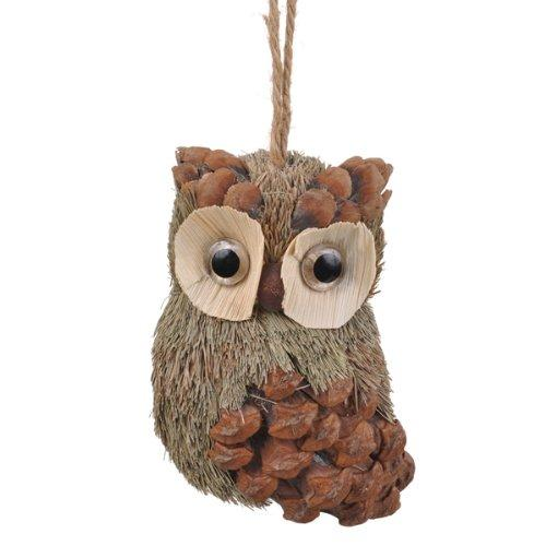 Grasslands Road Owl Ornament, Choice of Styles