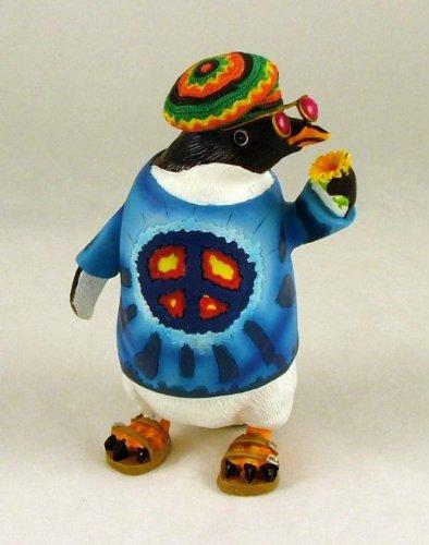 Peace Tuxedo Penguin Collectible Figurine