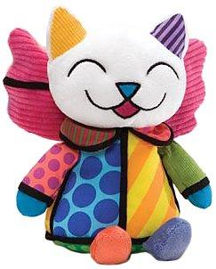 Britto Plush Mini Musical Angel