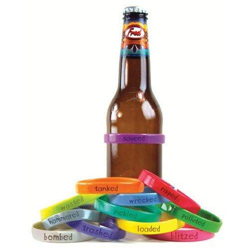 Fred and Friends BEER BANDS Drink Markers