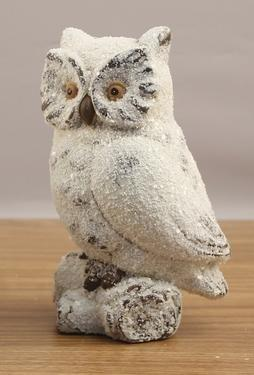 Ceramic Owl Figurine By Young's Inc.