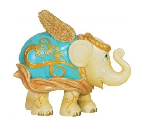 Elephant Parade Golden Angel Figurine by Westland Giftware