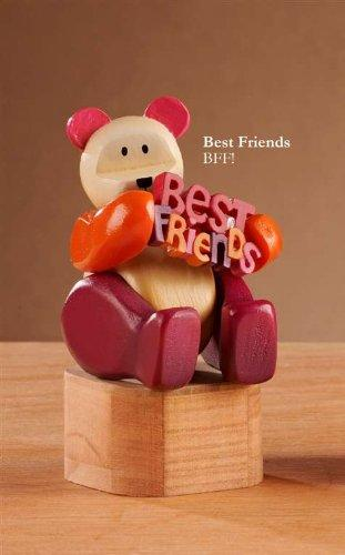 Pozy Bear - Sent Best Friends by Giftcraft