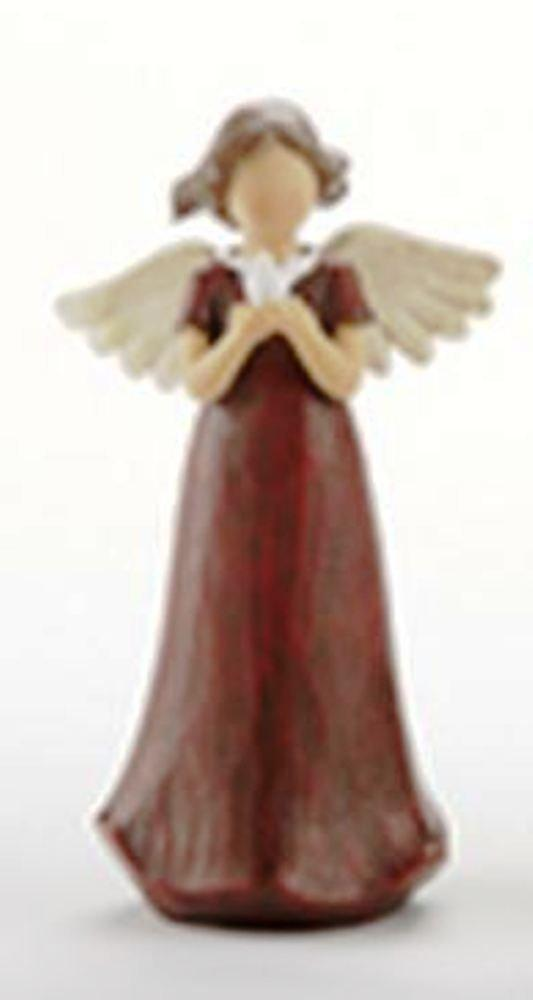Delton Products Decorative Angel Figurine, Choice of Color