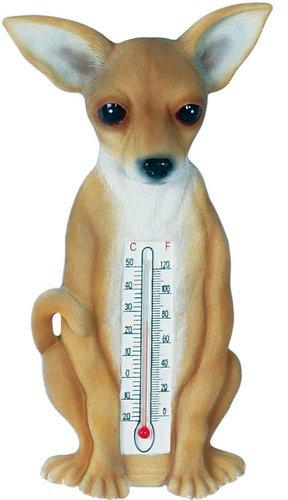 Chihuahua Thermometer by Spoontiques