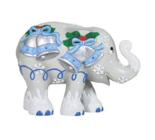 Elephant Parade Silver Bells Figurine by Westland Giftware