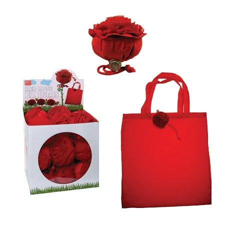 Rose EZ Reusable Shopping Bag
