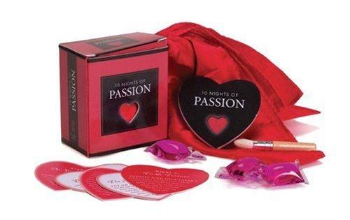 10 Nights Passion (Mega Mini Kits) - Gifts From A Distance