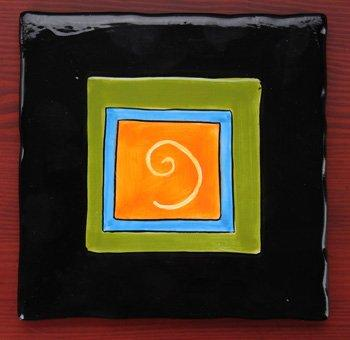 Artisan Partyware Trivet Plate by Popular Creations