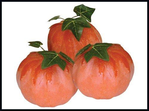 Habersham Sculpted Pumpkins - Set of Three