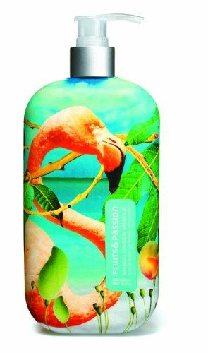 Fruits & Passion Imagine Hand Soap, Mango Evasion, 16.9 ounce Pump Bottle