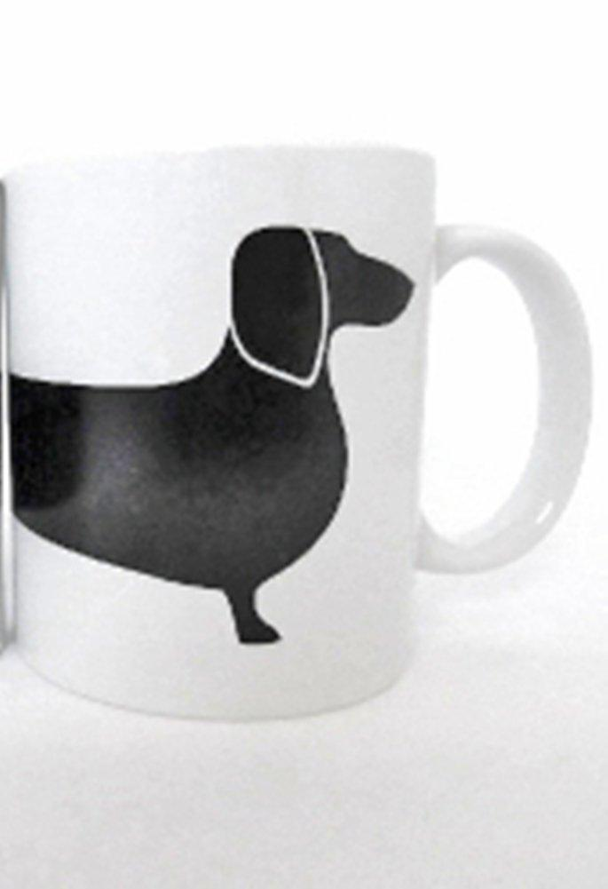 Sarah Jane Design Doxie Mug with Wrap Around Design - Sarah Jane Design