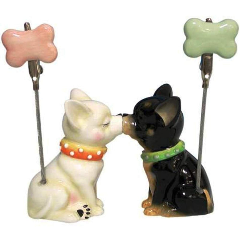 Westland Giftware MWAH Chihuahuas Photo Clip